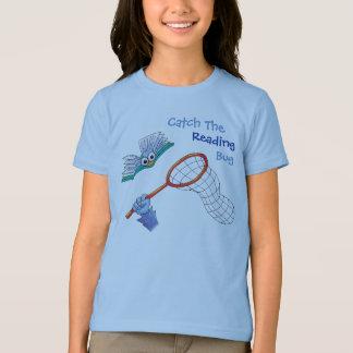 T-Shirt-Catch The Reading Bug T-Shirt