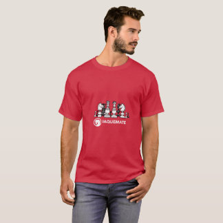 T-SHIRT CHECKMATE GAME OF FashionFC CHESS