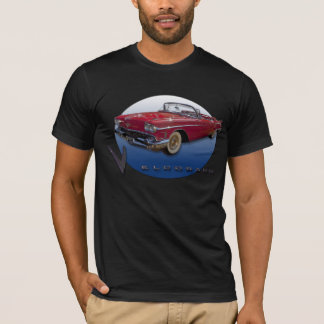 T-Shirt, Classic Red Eldorado Convertible T-Shirt