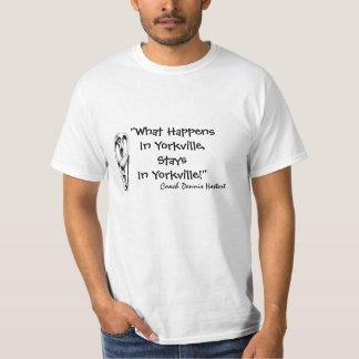 T-Shirt Coach Dennis Hastert Humor Yorkville Home!