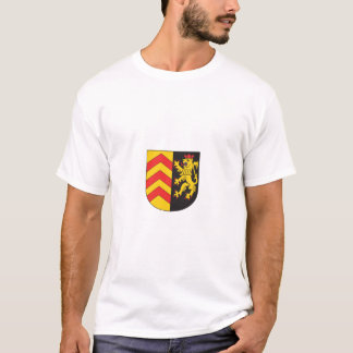 T-shirt coat of arms district southwest Palatinat