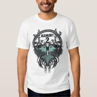 T-Shirt, colored sleeves Tee Shirt