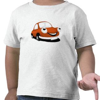T-shirt con móvil de automóvil sabe