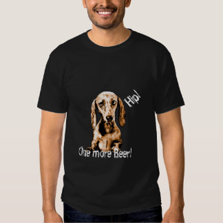 T-shirt cotton Doxie man