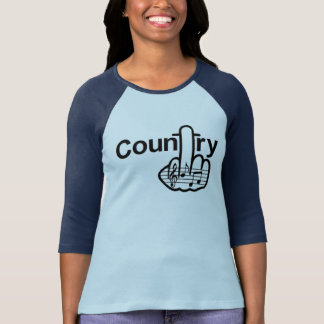 T-Shirt Country Flip