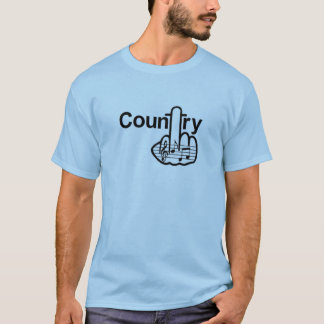 T-Shirt Country Flip