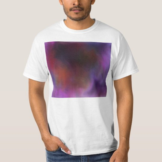 T-shirt Crafter's Dble-sided Violet Cloudscape