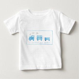 T-shirt Criança - O Comboio dos Sonhos