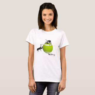 T-shirt Crumbs and Ball woman