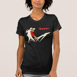 t-shirt cubic tango dark