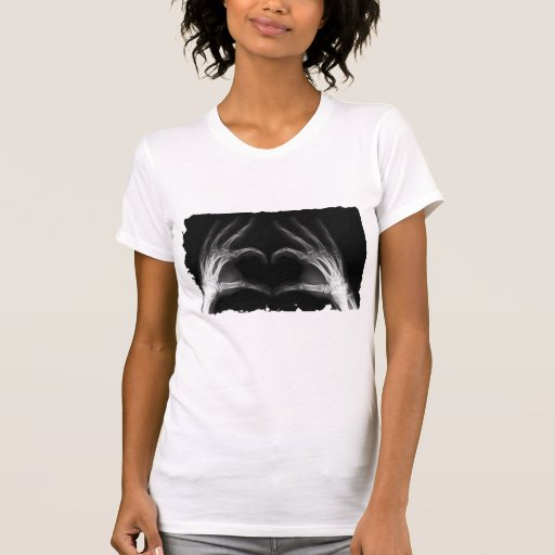 T-shirt cuore