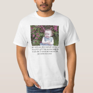 *T-SHIRT: Customize that perfect gift! T-Shirt
