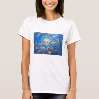 T-Shirt: Dance Around the Moon by C. Doyle T-Shirt