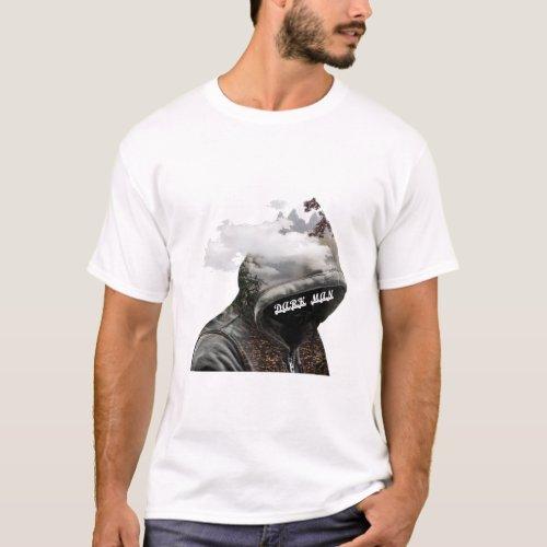 T_Shirt dark man