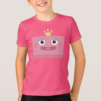 T-Shirt de BBSS de princesa Kids' Playera
