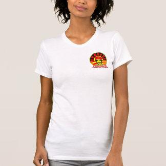 T-Shirt de camarada Obama Destroyed (impresión Playera