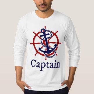 T-Shirt de capitán Remeras