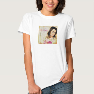 T-shirt de Lisa de damas Women's de Fitted Playera