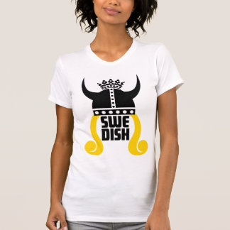 T-Shirt de princesa Funny Ladies Destroyed sueca Playera