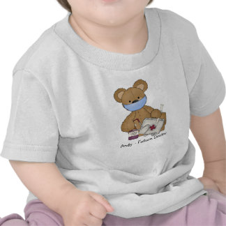 T-Shirt del Dr. Teddy Kid's Camisetas