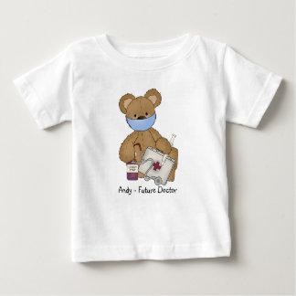 T-Shirt del Dr. Teddy Kid's Playeras