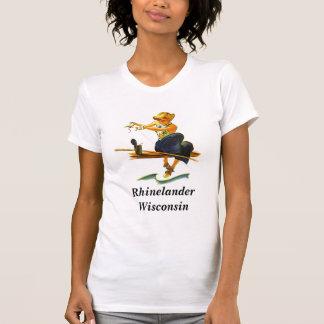 T-shirt Design Favorite Fishing Spot Vacation Tee