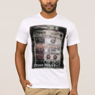 T-shirt : Design File 11 Japanese Cool