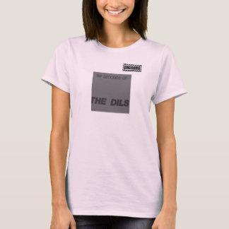 T-Shirt Dils 198 Seconds Dangerhouse LIGHT