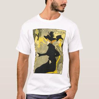 T-Shirt:  Divan Japonais by Toulouse-Lautrec T-Shirt