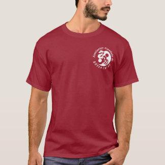 T-shirt dragoon Spanish Association Chinese boxing