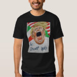 T-shirt elections the 2016 USA