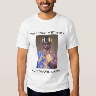 """T-Shirt, """"En Afrique 11/11/2008 # 1"""" Tee Shirt"""