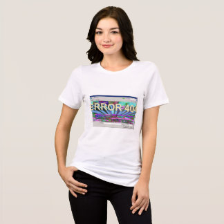 T-shirt ERROR 404