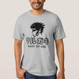 T-Shirt Fashion Illustrations