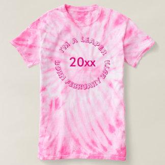 T-shirt - February 29 for Female