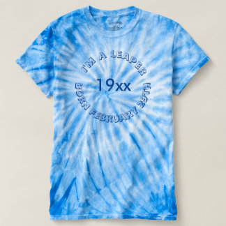 T-shirt - February 29 for Male