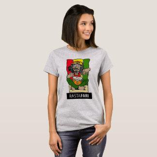 T-shirt Fem Rastafari