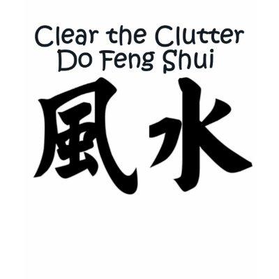 T-shirt Feng Shui