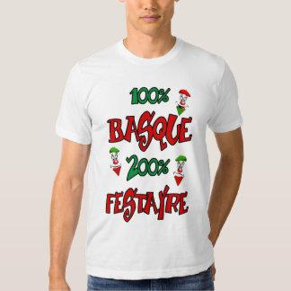 T-shirt fêtes pays basque