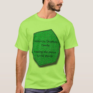 T-shirt - Finding the Pieces ...