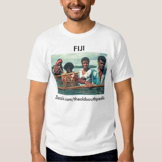 T-Shirt, Fishing at Naivuruvuru Village, Viti Levu T-Shirt