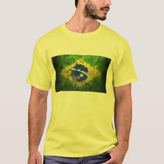 T-SHIRT FLAG OF SPOTTED BRAZIL