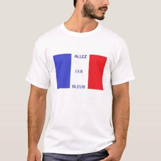 T-Shirt Football Français