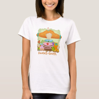 T-shirt for a true sweet tooth