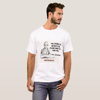 T shirt for anesthesiologist
