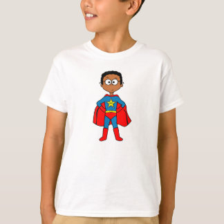 T-shirt for boys Superhero