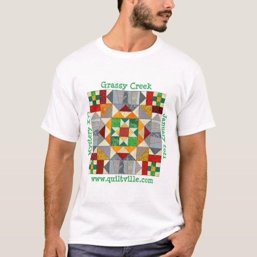 T_shirt for Grassy Creek