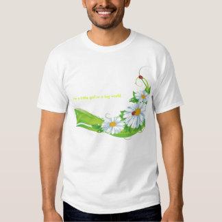 T-shirt for Kids, Kids T-shirt, T-Shirt Flowers