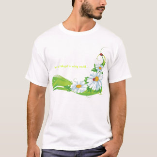 T-shirt for Kids, Kids T-shirt, T-Shirt Flowers