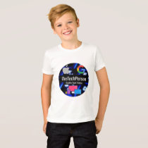 T-shirt For Kids - TheTechPerson